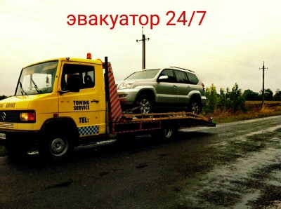 Эвакуатор Одесса, Порт, Область 24/7