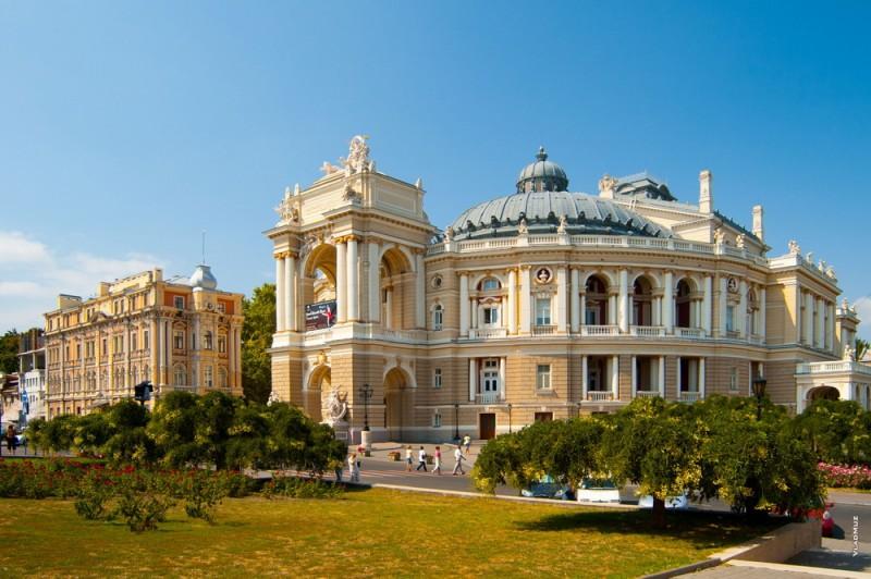 ТОП-3 мероприятий в Одессе
