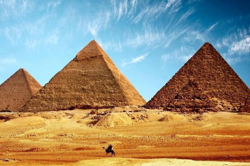 Летим в Египет – колыбель цивилизации