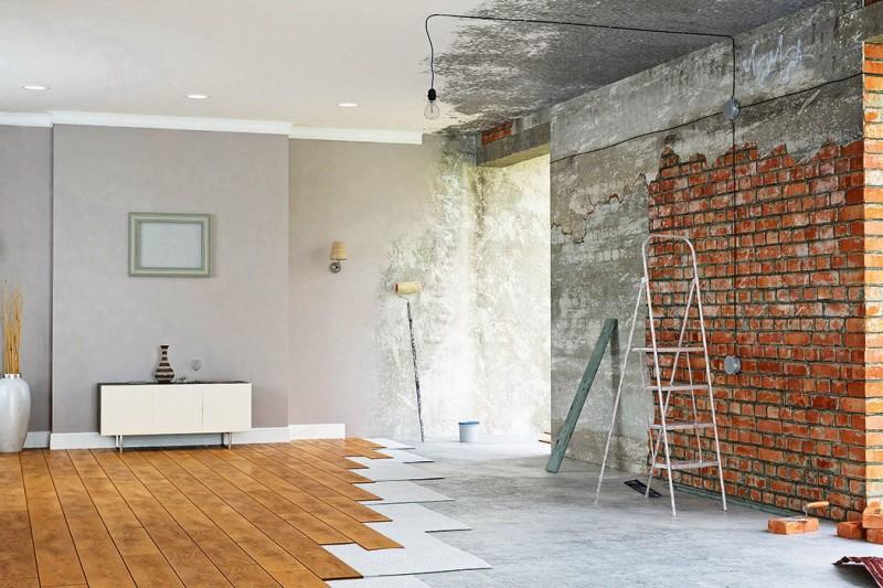 Ремонт в новой квартире: с чего начать?