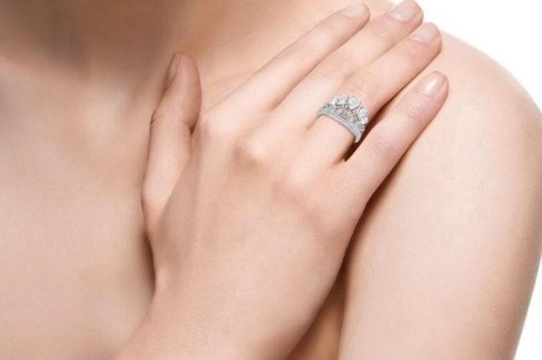 Какими бывают серебряные кольца?