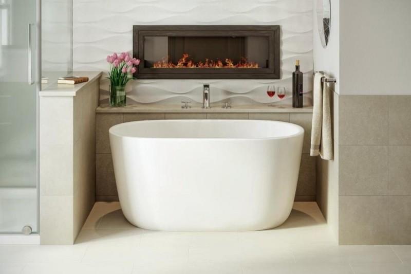 Нужна ли вам отдельностоящая ванна?