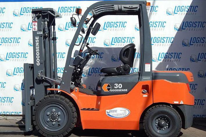 Вилочные погрузчики от компании «Logistic Forklift»