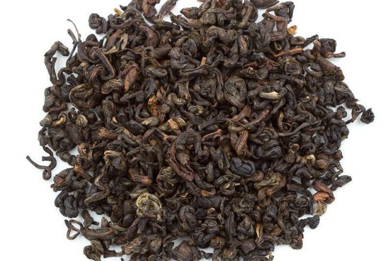 Черный чай – китайцы называют его красным