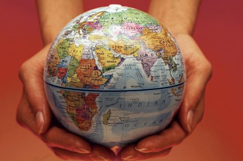 Изучение географии с репетитором