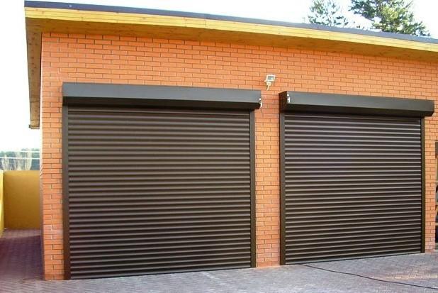 Новое слово в защите вашей собственности - роллетные ворота для гаража от компании RollVorota